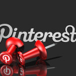 Pinterest Logo and Pins
